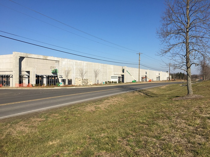 Legacy Fort Mill >> Concrete Construction in Charlotte, NC | Eldridge Concrete