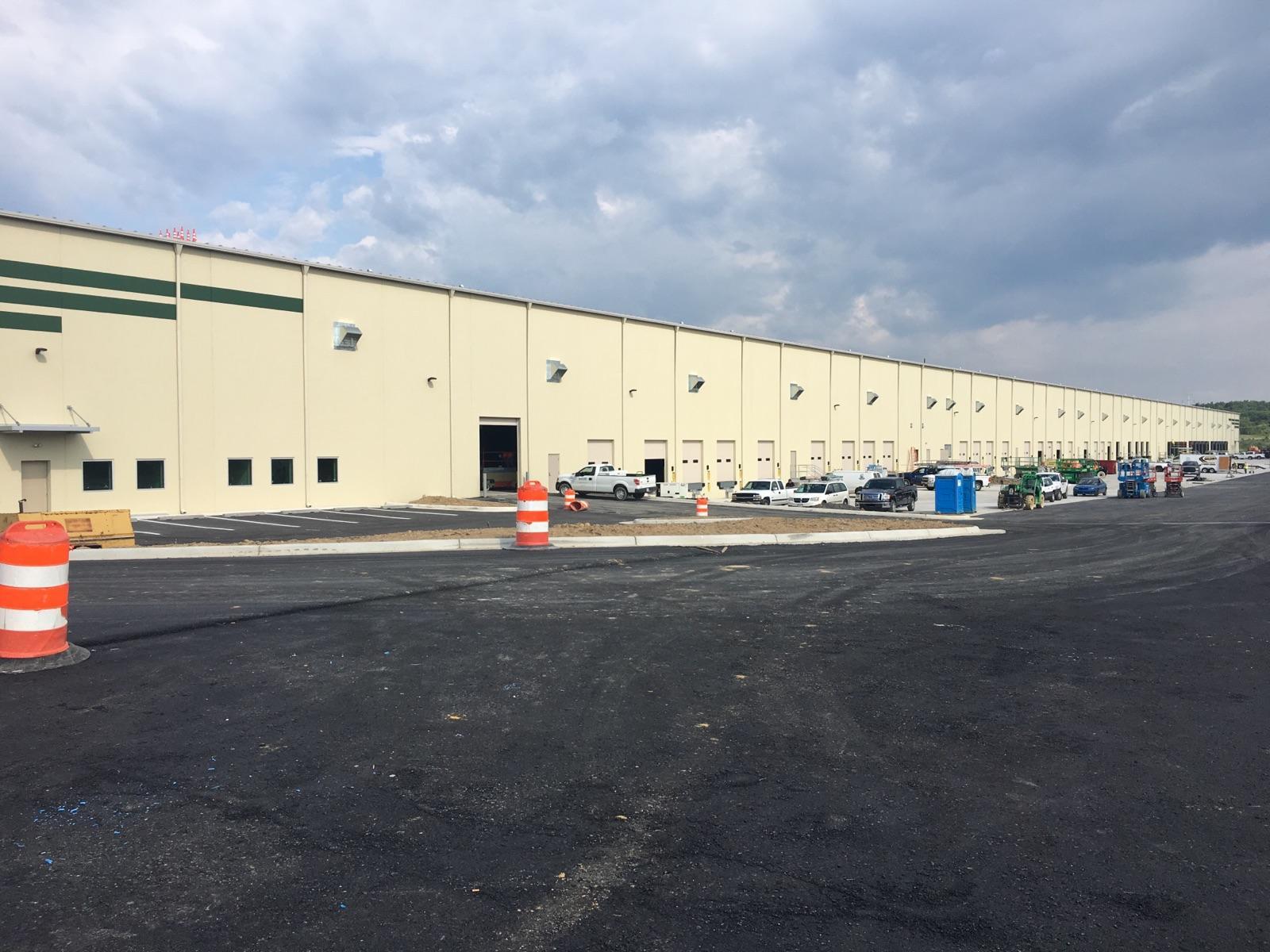 Legacy Fort Mill >> Concrete Construction Winchester, VA | Eldridge Concrete