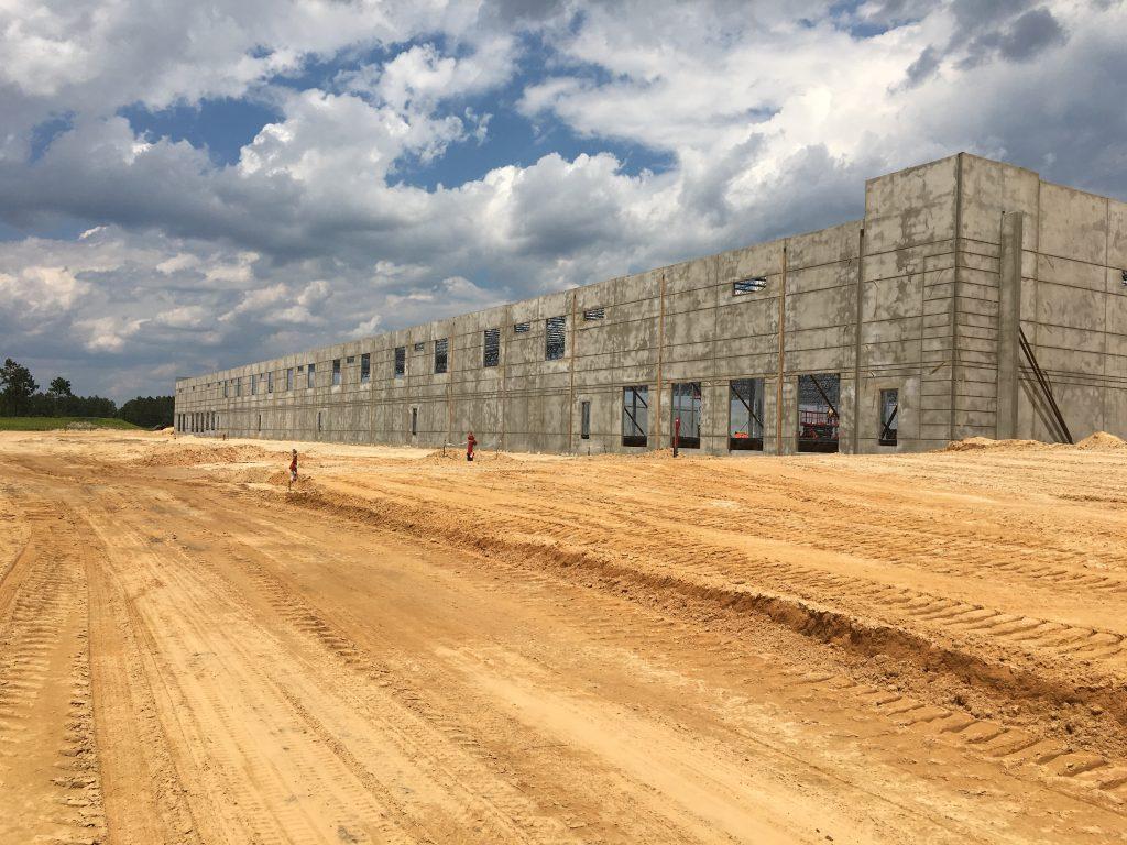 Tilt walls; eldridge concrete; RSI