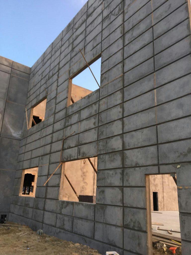 Poly America; Eldridge; Concrete; Rebar; Reinforcement; Chester, SC; tilt walls;