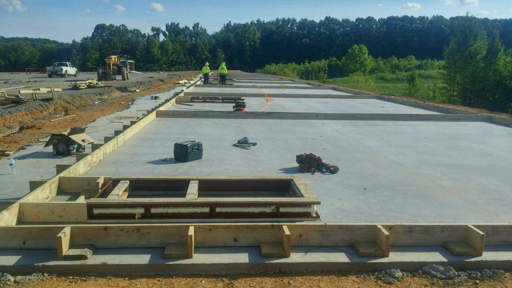 Lodge-Manufacturing-Tilt up-South Pittsburg-Tn-Eldridge-Concrete