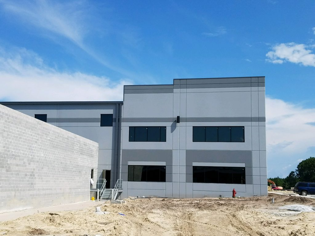 Daniel Defense-Black Creek-GA-Eldridge Concrete-Eldridge-Tilt