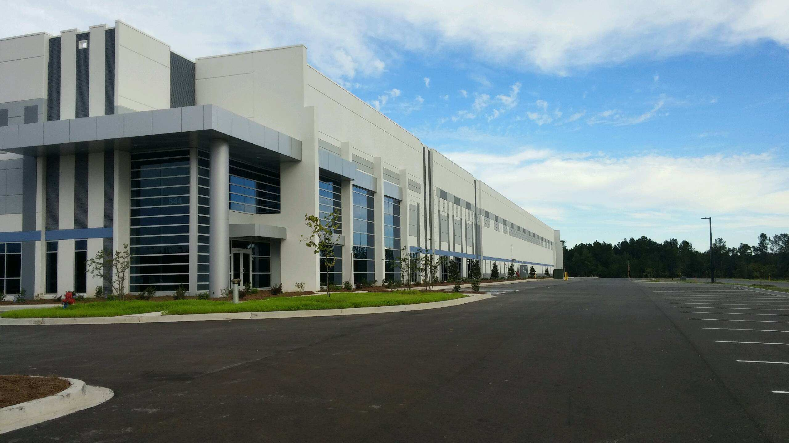 Charleston Trade Center Summerville Sc Eldridge Concrete