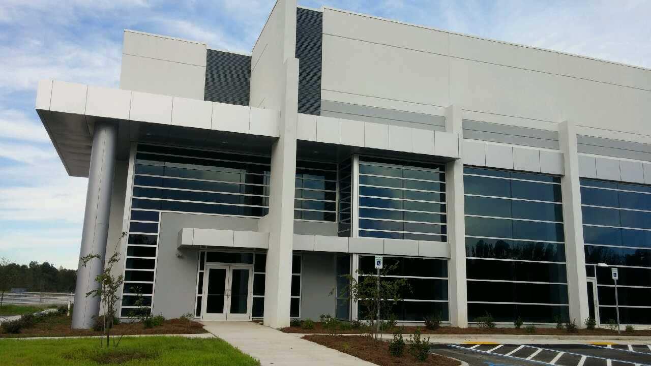 Charleston Trade Center Summerville Sc Eldridge Concrete